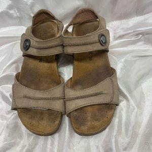 Haflinger Sandals